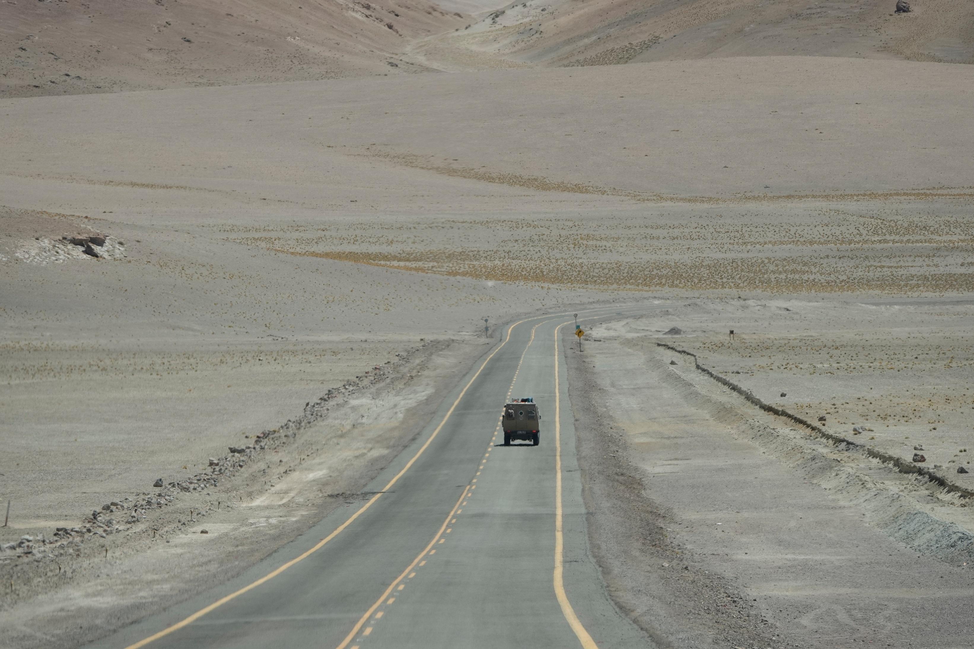 Detour über Argentinien und Chile