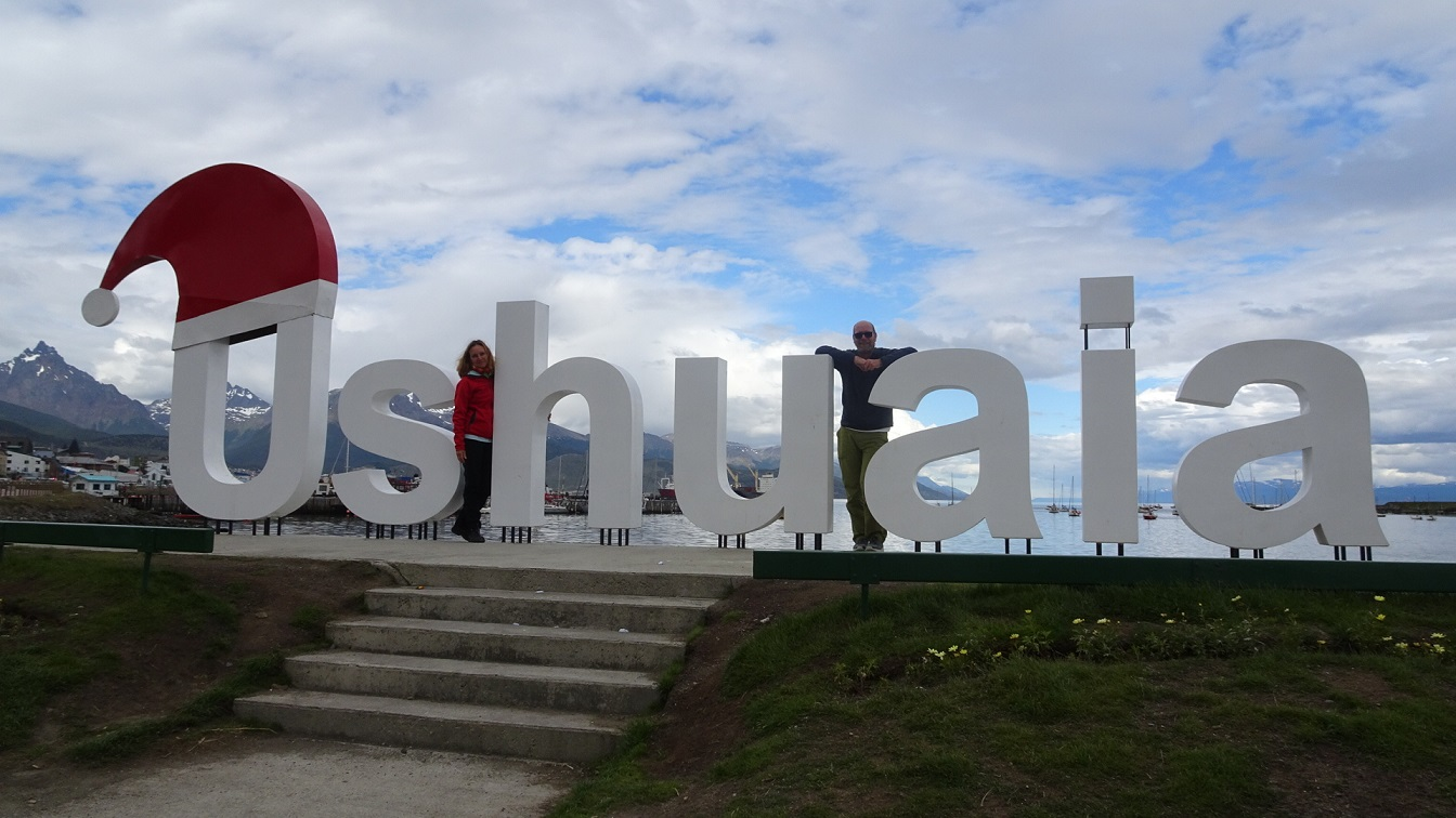 Das Ende: Feuerland / Ushuaia